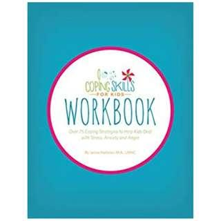 Coping Skills for Kids Workbook: Over 75 Coping Strategies to Help Kids Deal with Stress, Anxiety and Anger Kindle Edition by Janine Halloran  (Author)