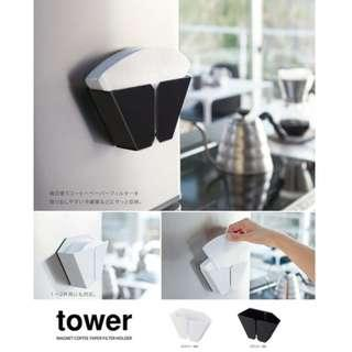 Tower Magnetic Coffee Filter Paper Holder