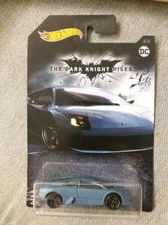 Hot wheels Lamborghini Murcielago (Batman: The Dark Knight)