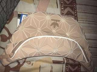 adidas waistbag nude rose limited edition