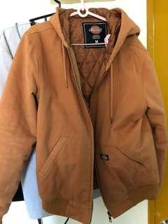 🚚 Dickies 駝色厚外套 乾 擺這麼久沒人要買 喊個900看看這人性