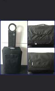Barracuda smart luggage ( hand carry ) black