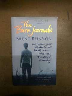 The Burn Journals by Brent Runyon (Hardcover)