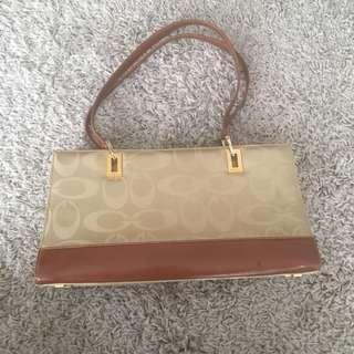 Gobelini Bags in Gold