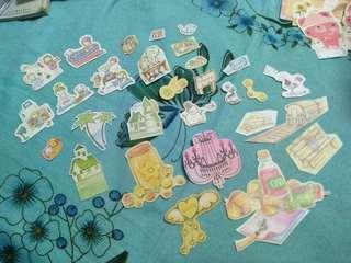 Cute Paper Cut-outs