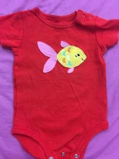 Carters baby rompers