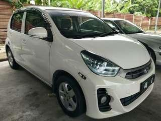 Perodua Myvi 1.5 auto