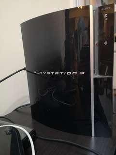 Ps3 with 9 games
