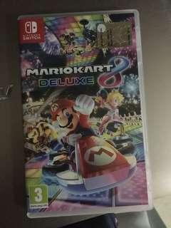 Nintendo Switch game - Mario Kart 8 Deluxe