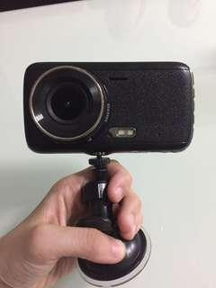 Dash Cam (included memory card)