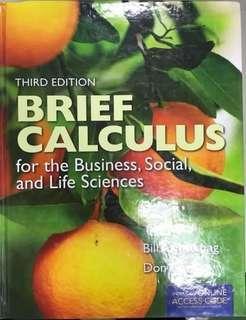 微積分 Brief Calculus