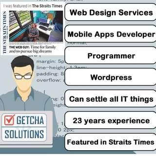 App and Web Developer