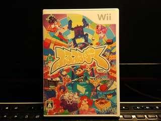 Wii Game - ふるふるぱーく (Furu Furu Park)