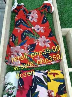 Dress for kids 35 pesos only