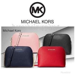 🚚 ✅[INSTOCK] Michael Kors Cindy Dome Crossbody Sling Bag