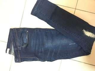 P&CO Blue Jeans