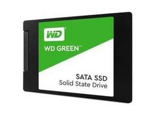 Brand New WD Green SSD 120GB