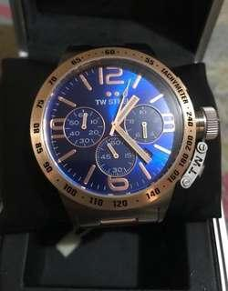 TW Steel chronograph men's watch