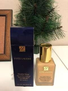 Estee Lauder Double Wear Foundation Shade Rattan 2W2