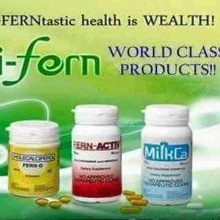 I Fern products