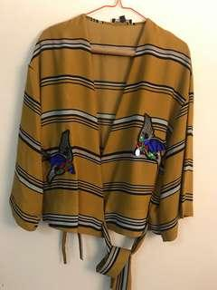 Yellow Stripes Outer