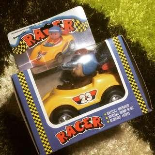Vintage Battery Operated Racer