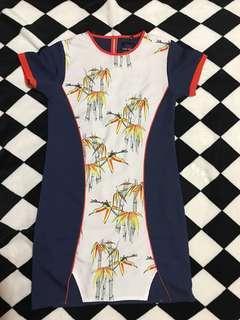 Plain & Prints (dress)