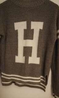 Hollister knitted pullover