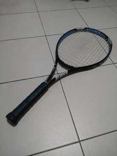 09051 Prince O3 Blue Tennis Racket