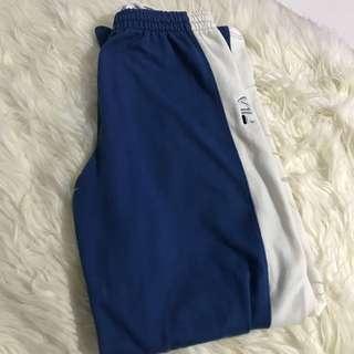 Repriced FILA vintage track pants