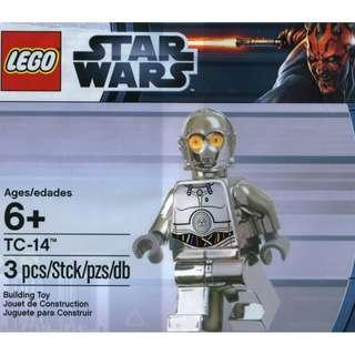 LEGO Star Wars TC-14 Minifigure PolyBag