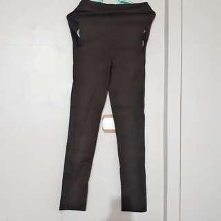 Long jegging katun strech pants