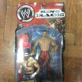 WWE Eddie Guerrero Wrestler Action Figure (Ruthless Aggression S8.5)