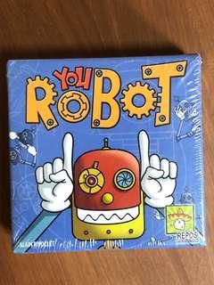 🚚 You robot