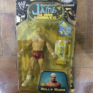 WWE Billy Gunn Wrestler Action Figure (Signature Jams Slam Grooves)