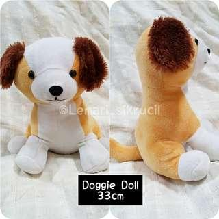 Boneka Anjing - Dog doll