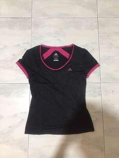 Adidas Pink Top