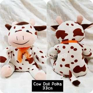 Boneka Sapi - Cow doll