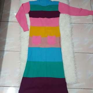 Knit panjang / long knit