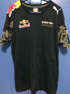 Red Bull F1 Cotton T-Shirt