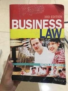 NEGO - BUSINESS LAW