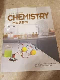 Chemistry matters gce o level