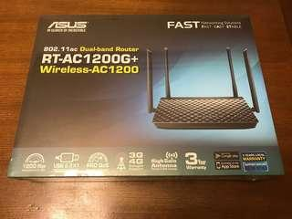 🚚 Brand New ASUS RT-AC1200G+