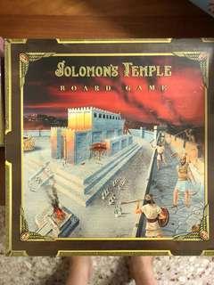 🚚 Solomon's temple boars fame