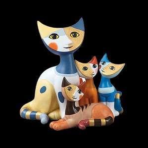 降價 德國Goebel陶瓷貓造型擺飾