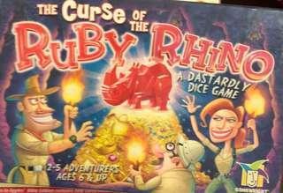 🚚 Ruby rhino