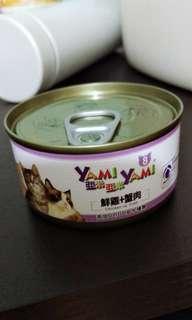 Yamiyami 亞米亞米 貓罐