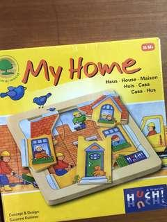 🚚 Home : Educational Toy wood puzzles