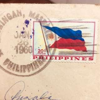 Philippines 1960s used stamps