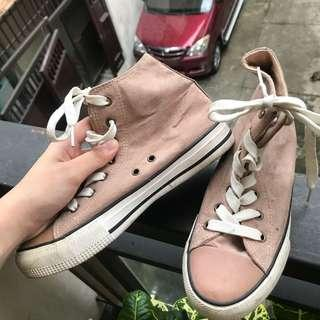 RUBI Pastel Pink High cut